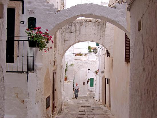 De keuken van Apulia
