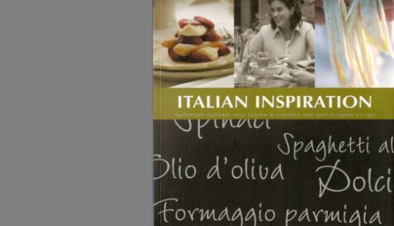 Boekbespreking: Italie Inspiration, kookboek en tips