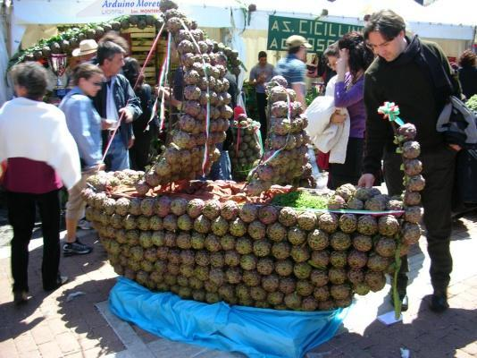 Rome | Artisjokken festival in Ladispoli