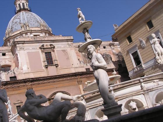 Sicilie, driehoek van culturen!