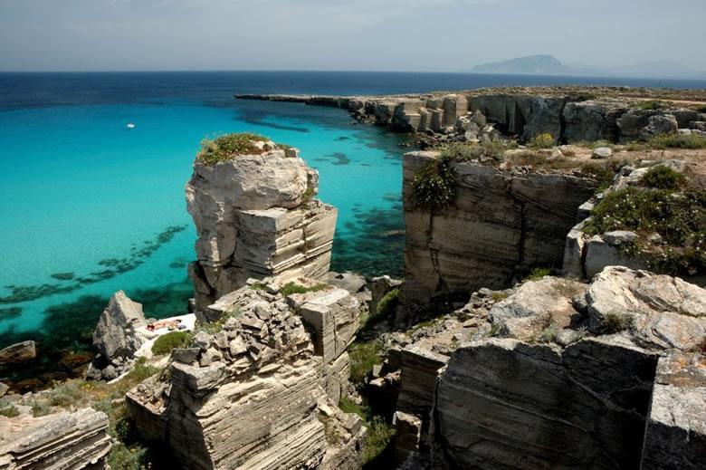 De Egadische eilanden, het geheim van Sicilië