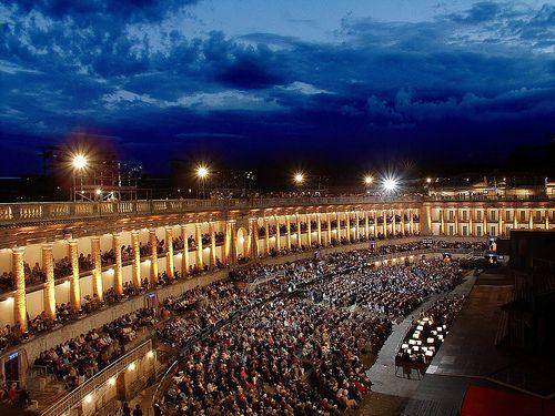 Sferisterio, Macerata Opera festival