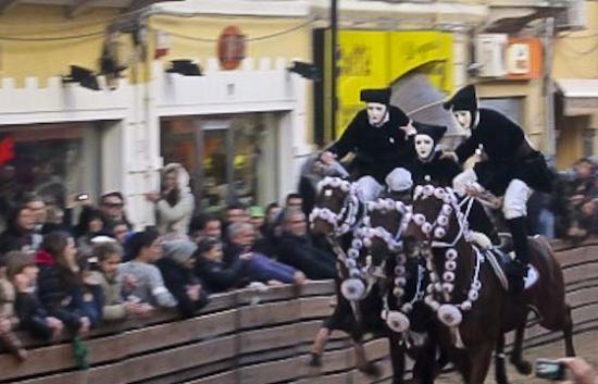 Carnaval Sardinie