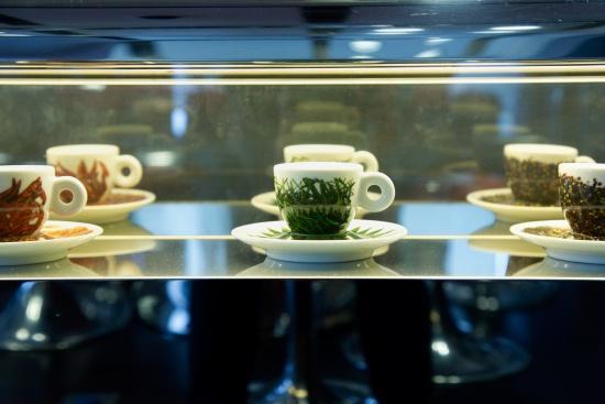 Illy, maakt koffiegeschiedenis in Triëst