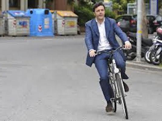 Renzi, boy-wonder van Italie