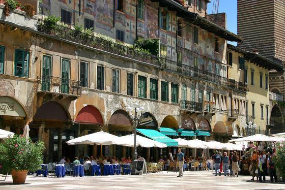 Verona, een stad om van te genieten