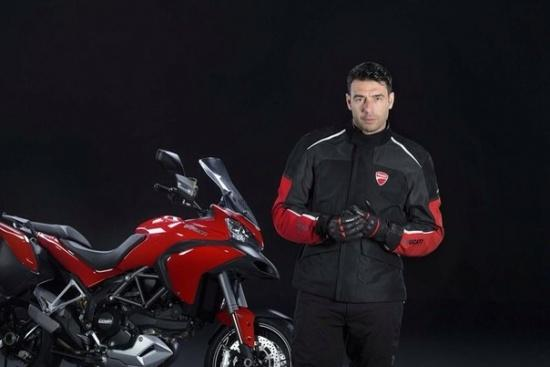 Ducati Apparel airbag jassen van Dainese