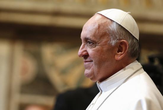 Franciscus, een tegendraadse paus