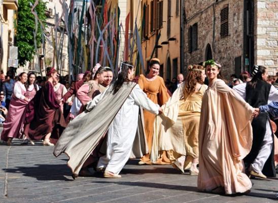 1 mei in Italië