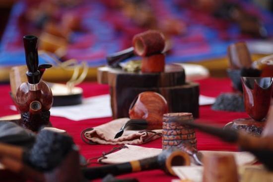 Pijprokers festival van Cagli