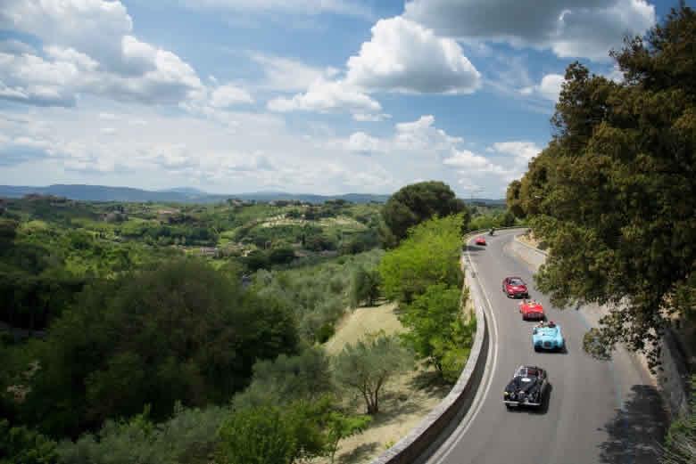 De Mille Miglia: legendarische Italiaanse race vol historie