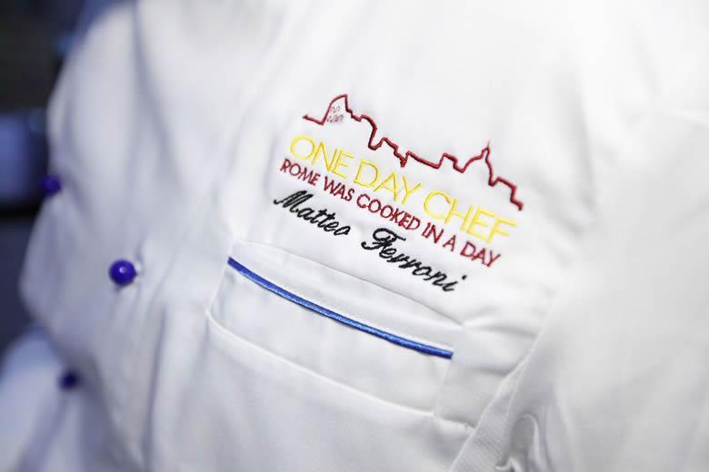 Italianen allemaal naar de kookschool! Chef in One Day Rome