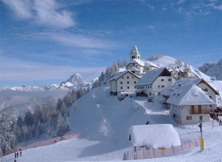 Italië | Beste sneeuw- en wintersportbestemmingen