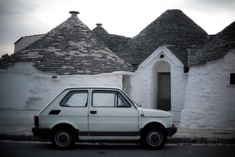 Vakantietrullo, tweede woning of permanent naar het zonnige Puglia