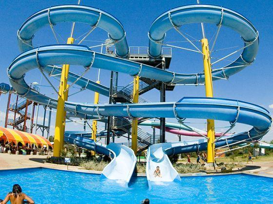 Waterpark in Toscane