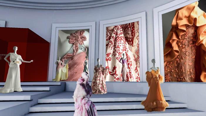 Valentino modemuseum