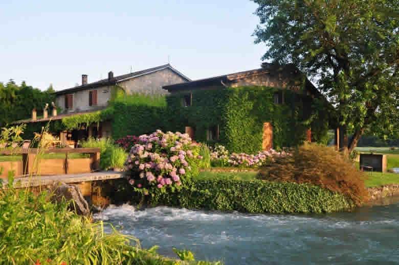 Veneto | Een nacht in een oude molen