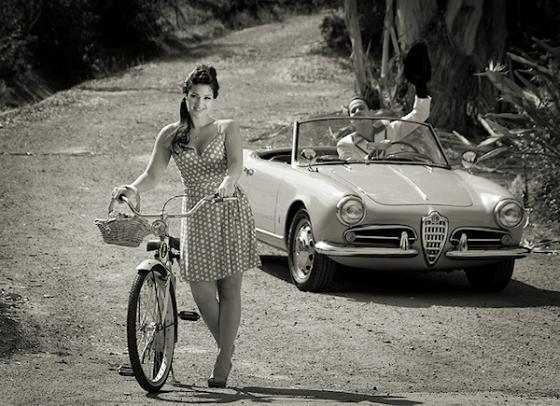 De nieuwe Giulietta ster van Alfa Romeo op Genève Autoshow
