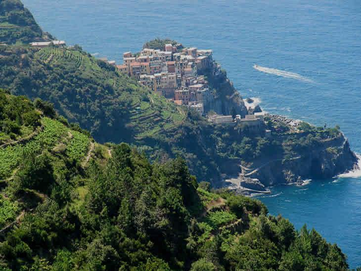 Cinque Terre en het Ultratrail van de Levant