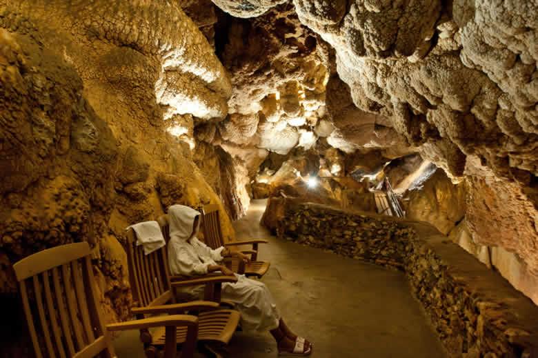 Grotto Giusti Thermen en SPA in Toscane