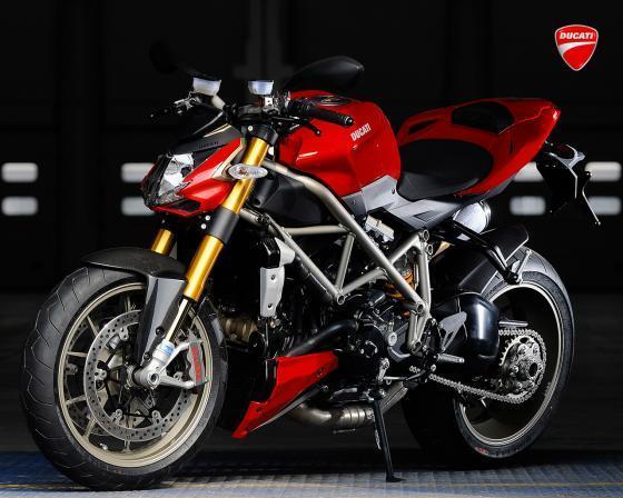 De Ducati Streetfighter