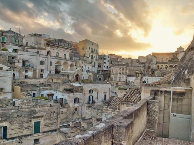 Rondreis route 7 dagen Puglia, Campania en Basilicata