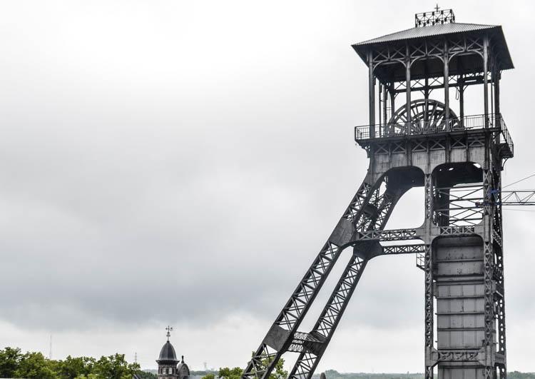 De mijnen in Belgisch Limburg
