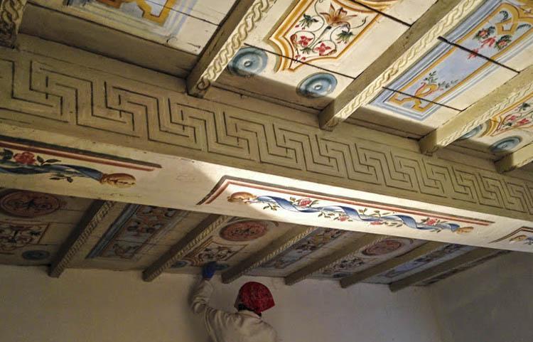 Restauratie Palazzo Sgariglia
