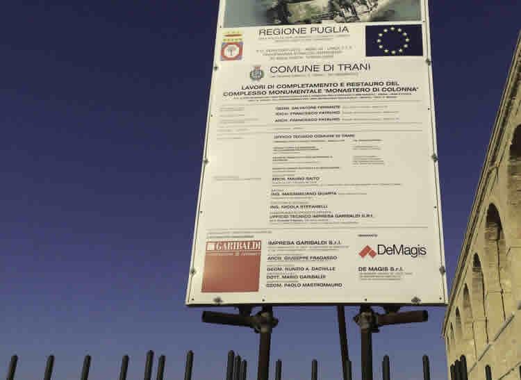 BiBi´s blog | Trani a GoGo in Puglia