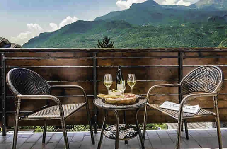 Hotel au Soleil, Saint Vincent, Aosta