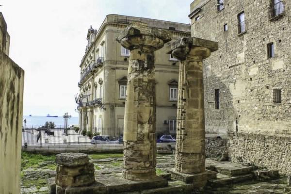 Taranto | de oude stad
