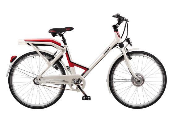 Nieuwe Ducati milieuvriendelijkst ooit.