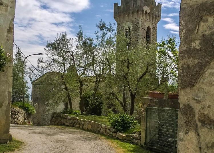 De vergeten Medici abdij in Calenzano (FI)