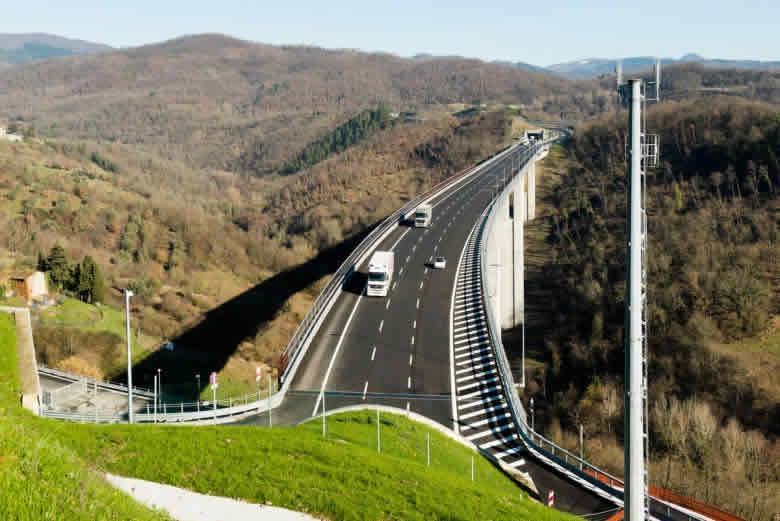 A1 Variante van Bologna naar Florence