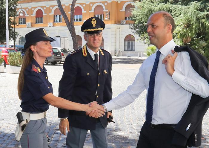 Italië is één van de veiligste vakantielanden ter wereld. Min. Binnenlandse Zaken  Angelino Alfano