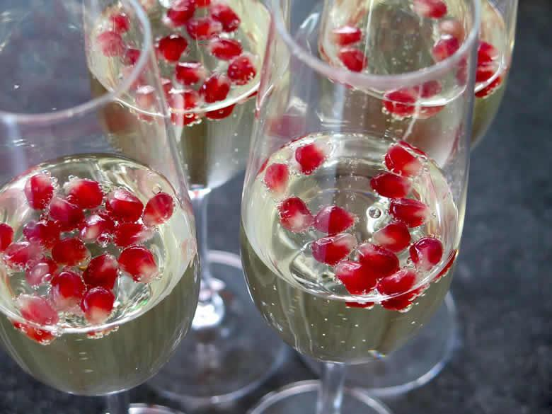 De beste cocktails op basis van Prosecco en Spumante