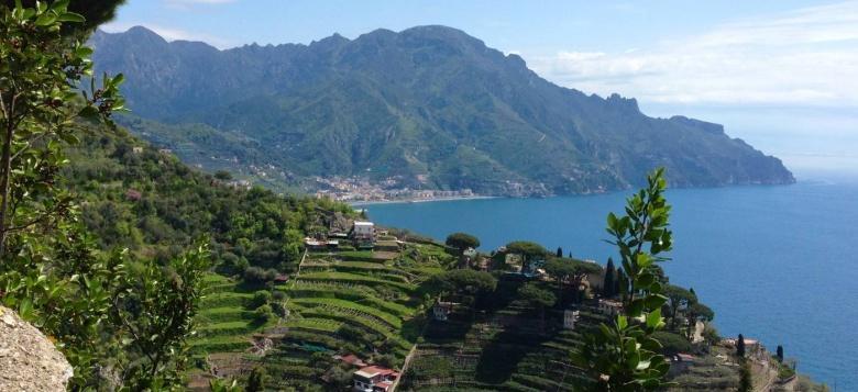 Felicia´s blog: Het achterland van Amalfi