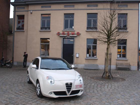 Trendy Italiaanse tafelen met de Alfa Mito Multiair