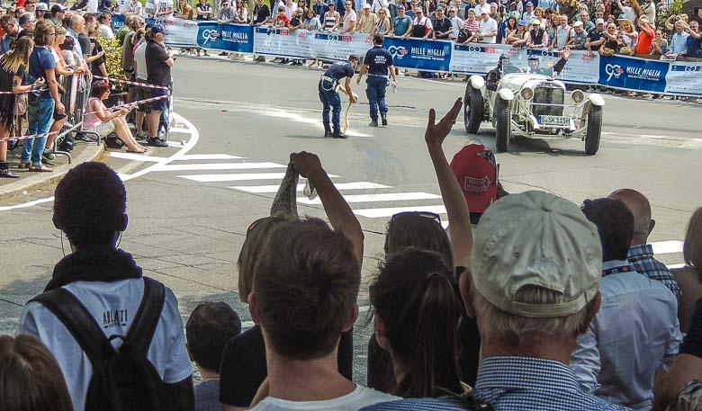 Mille Miglia: The roar of the crowd