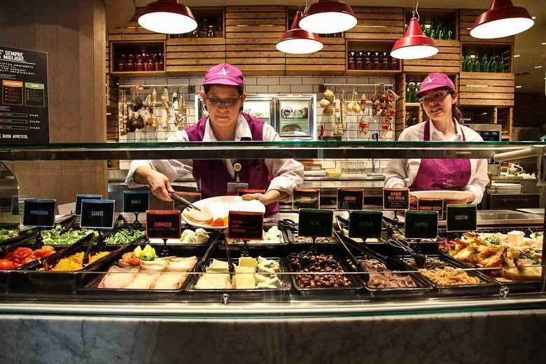 Tips onderweg naar Italie, hoe navigeer ik gezond door het menu van een Autogrill
