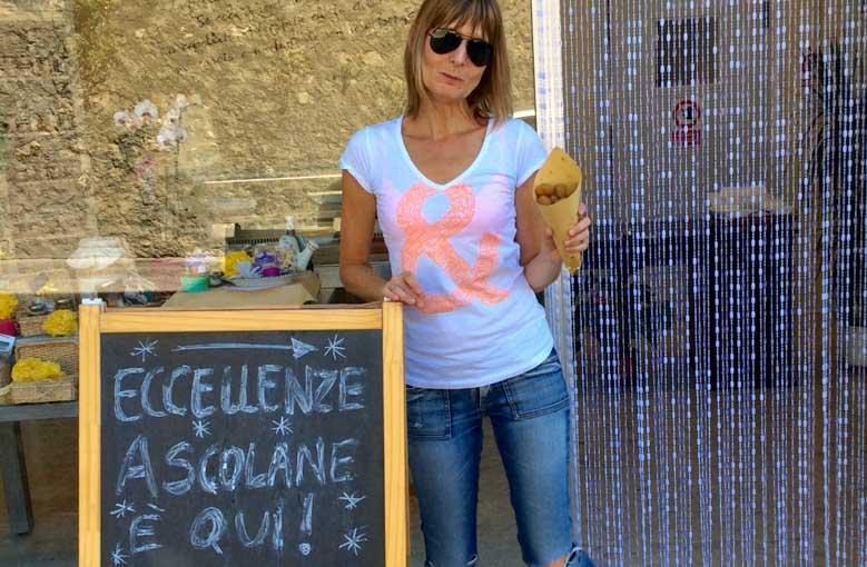 Over Sant' Emidio en de lekkerste gefrituurde olijf uit Ascoli Piceno.