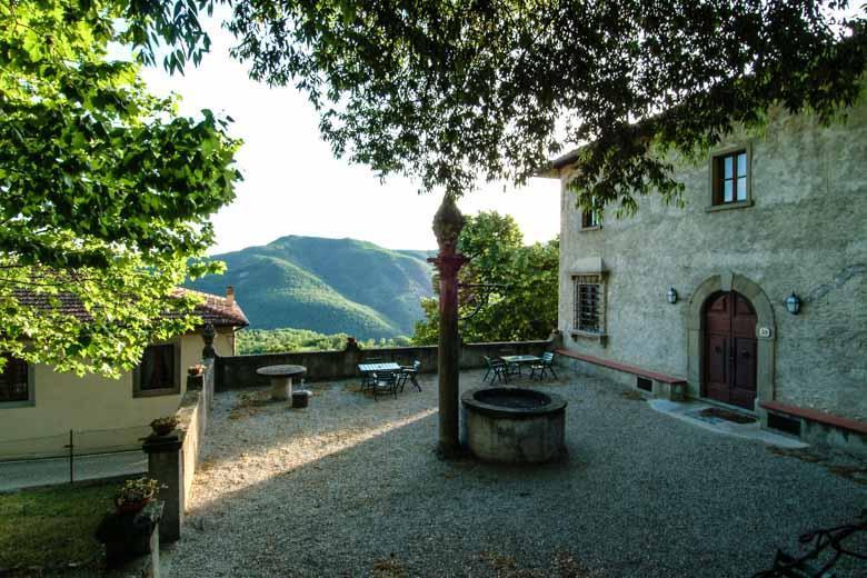Colognole Country Wine Estate in Rufino Chianti gebied
