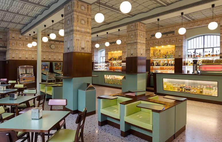 Bar Luce door Wes Anderson