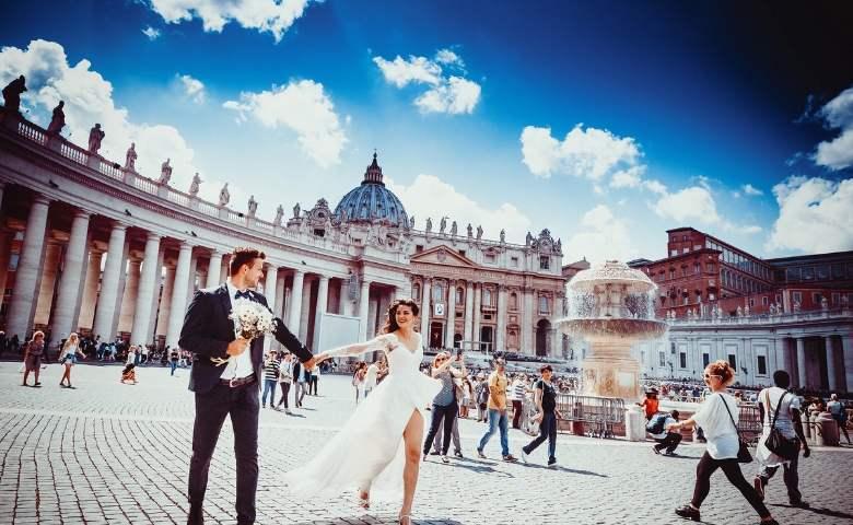 Trouwen in Rome - de Romeinse Wedding Planner