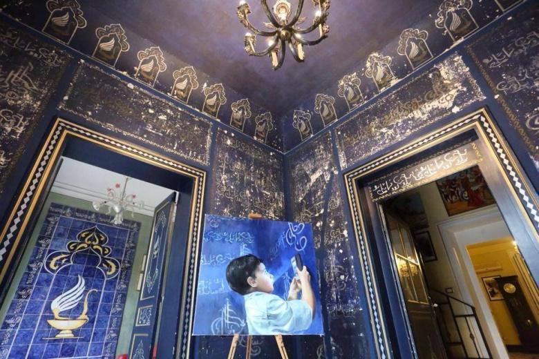 De Blauwe Kamer - La Camera delle Meraviglie