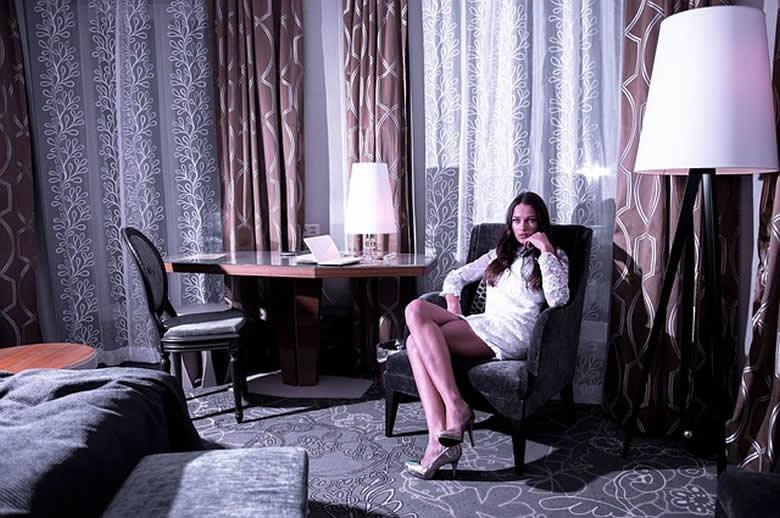 hotel kamer in italie