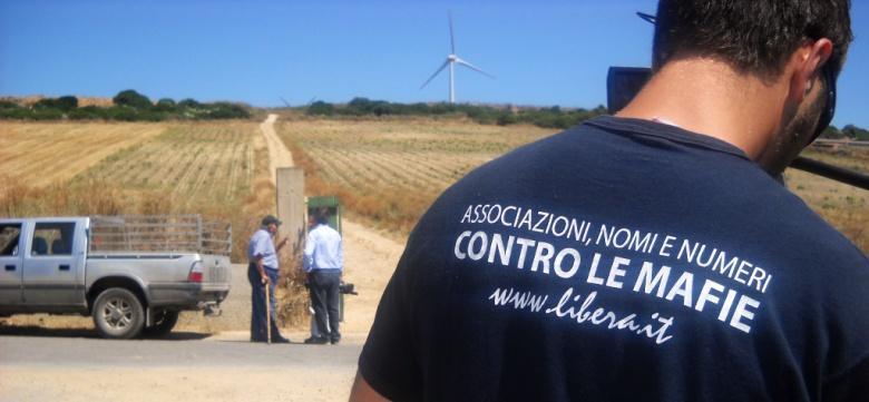 Libera Terra: de zoete smaak van legaliteit
