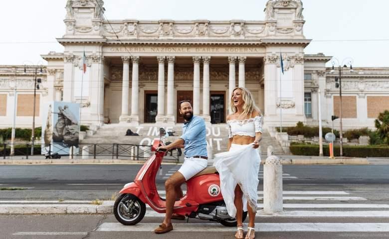Hoe gaat dat, trouwen in Italie?