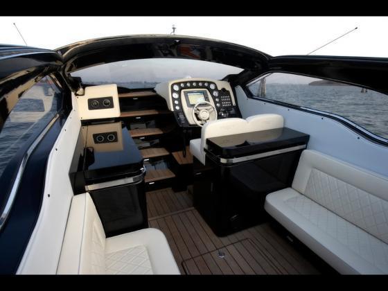 De Lancia Powerboat