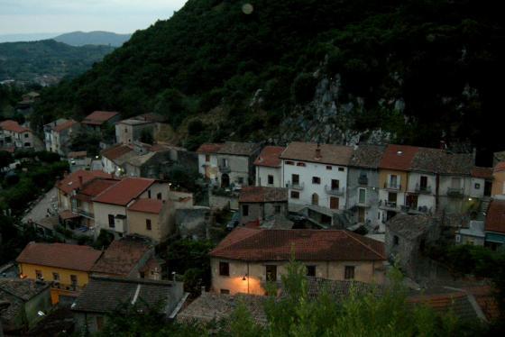 De provincie Benevento